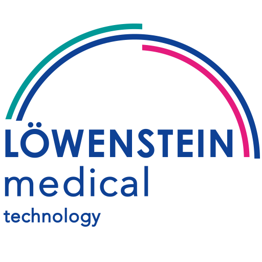 Das Logo von Löwenstein Medical Technology